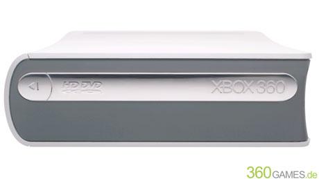 HD-DVD-Laufwerk für Xbox 360