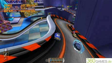 """""""Mad Tracks"""" startet auf Xbox Live Arcade"""